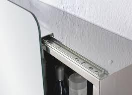 Sliding Bathroom Mirror Cabinet Sliding Door 80cm Wide Solid Oak Mirror Bathroom Cabinet And