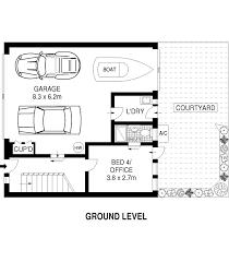 Holiday House Floor Plans Hawks Nest Beach Holiday House Rentals Floor Plan Holiday House 3