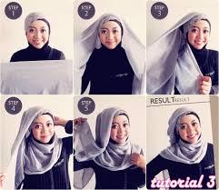 tutorial jilbab ala ivan gunawan tutorial hijab pashmina remaja masa kini tutorial hijab paling