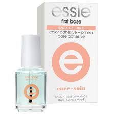 essie nail polish base coat treatment first base 13 5ml
