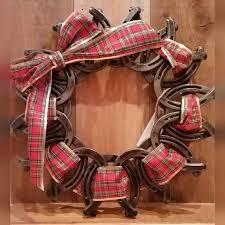 horseshoe wreath the 25 best horseshoe wreath ideas on horseshoe