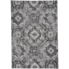 Capel Area Rug Capel Channel Tin 5 Ft 3 In X 7 Ft 6 In Area Rug
