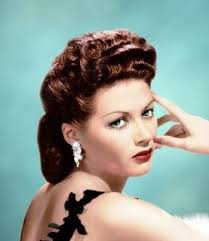 women haircare products in the 1940 1940s hairstyles history of women s hairstyles