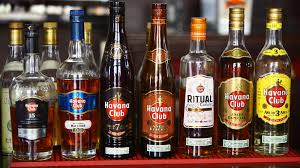 alcoholic drinks bottles guide to cuban rum history of rum in cuba and the best cuban rum