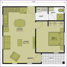 1 bedroom granny flat floor plans fresh 1 bedroom granny flat designs home design ideas picture