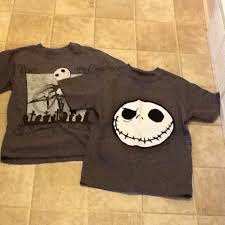 69 tops boys xs 4 nightmare before t shirts from