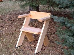 Leopold Bench Plans A Chair For The Great Outdoors 9 Steps With Pictures