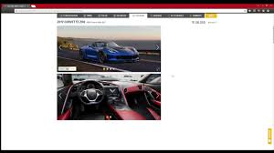 corvette build and price chevy z06 zr1 corvette build and price