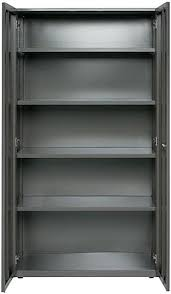 Open Front Storage Cabinets Storage Cabinets With Doors Home Depot