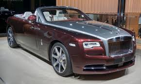 rose gold rolls royce 2015 frankfurt motor show cars coming to america autonxt
