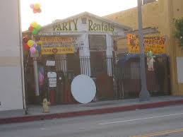 party rental stores recentering el pueblo barrio services
