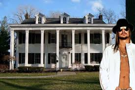 What Is A Colonial House Kid Rock Buys Waterfront Detroit House On Same Block As Mayor U0027s
