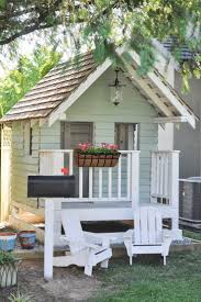 Best 25 Kids Outdoor Playhouses Ideas On Pinterest Playhouse