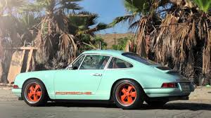 porsche singer 911 how singer turns a porsche 911 into art youtube