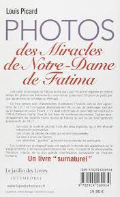 couverture de livre vierge amazon fr photos des miracles de notre dame de fatima louis