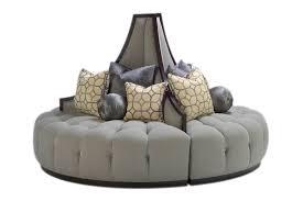 round sofa mirage round sofa marge carson