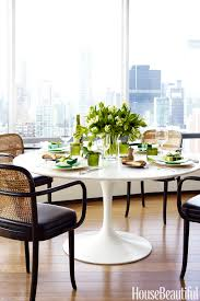 designer kitchen table 85 stunning designer dining rooms tulip table room and kitchens