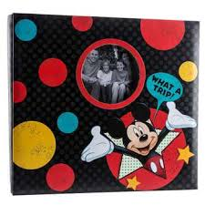 mickey mouse photo album mickey mouse post bound album 12 x 12 hobby lobby 390583