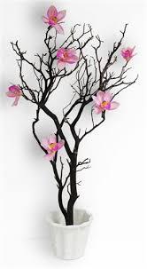 Tree Branch Centerpiece Natural Manzanita Branch Centerpiece Kit Blooms And Branches