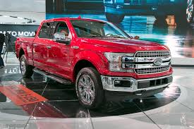 ford truck red 2018 ford f 150 first look 40 u0026 fabulous motor trend