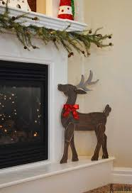 best 25 wooden reindeer ideas on pinterest christmas garden