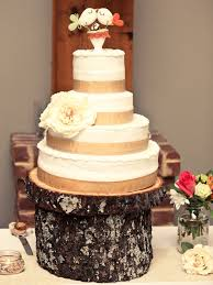cakes for weddings simple chic wedding cakes we bridalguide