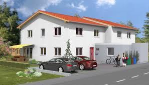 Fertighaus Fertighaus 186 Sd Doppelhaus Satteldach Drevohaus
