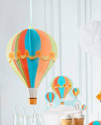 hot air balloon decorations hot air balloon ideas design decoration