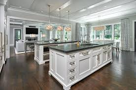 two kitchen islands beautiful kitchen island two kitchen islands with black marble