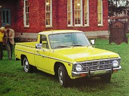 Ford Corier Ford Courier 1974 Photo And Video Review Price Allamericancars Org