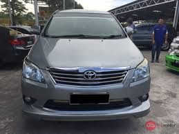 toyota innova 2013 toyota innova for sale in malaysia for rm76 800 mymotor