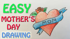 coloring fabulous mothersday drawings maxresdefault