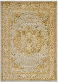 Gold Area Rugs Safavieh Light Gray Gold Area Rug Reviews Wayfair