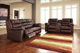 Microfiber Reclining Loveseat With Console Ashley Leather Sofa And Loveseat Ashley Furniture Ashley Leather