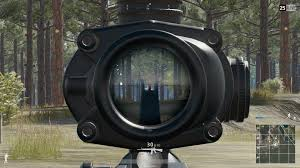 pubg 8x scope range wip map grids scopes zeroing a pre release guide