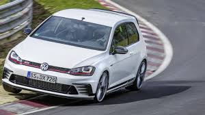 golf volkswagen gti volkswagen says the golf gti clubsport s is the new front drive