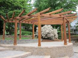 Pergola Design Software by Garden Design With Modern Landscape U Backyard Landscapes Er