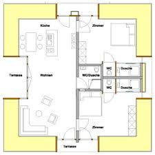 Straw Bale Floor Plans A Jumbo Straw Bale Guesthouse In Italy