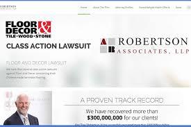 floor and decor website floor and decor class lawsuit digilu