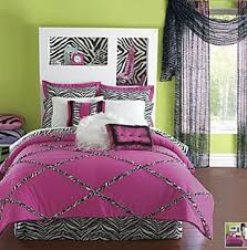 Purple U0026 Pink Teen Bedding by 56 Best Black And Pink Bedding Images On Pinterest Bedroom