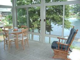 Outdoor Glass Room - glass u0026 screen room enclosures chicago il and suburbs envy home