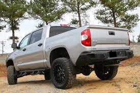 nissan tundra 2016 premium rear bumper fab fours