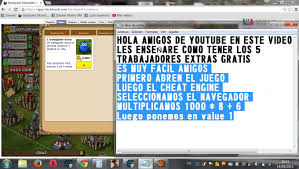 hack de backyard monsters los 5 trabajadores youtube