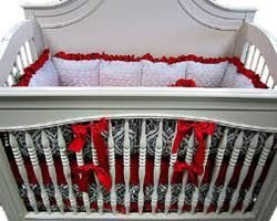 red crib bedding for girls home design ideas