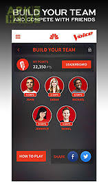 the voice app android the voice official app for android free at apk here store