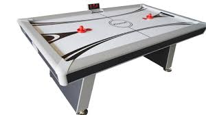 rod hockey table reviews playcraft double play 2 in 1 7 foot billiards and air hockey table