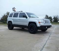 tires on stock jeep patriot patriot tire combination photographs page 11 jeep patriot