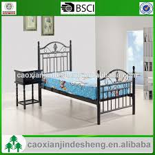 Iron Single Bed Frame 2015 Cheap Metal Bed Frame Fabrication Small Single Bed Frames