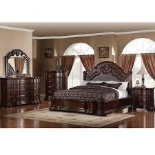 DICKSON CARSON KING BEDROOM SET BED BEDROOM FURNITURE SETS - Ashley furniture bedroom sets king