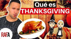 que es thanksgiving day que es el dia de accion de gracias